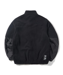 FLEECE JACKET(BLACK)_CTONIJK01UC6