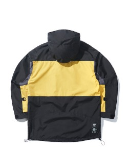 3L PROTECT HOODED PARKA(YELLOW)_CTONAJK04UY0