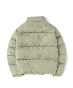 Reflective Piping Padding Puffer(KHAKI)_CSONIDJ02UK0