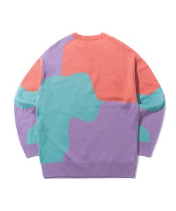 PALETTE KNIT(L/PINK)_CTONIKT01UP0