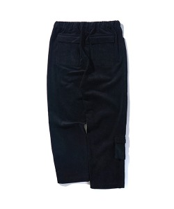 CORDUROY EASY PANTS(BLACK)_CTONIPT04UC6