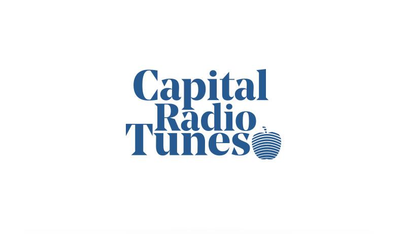 캐피탈 라디오 튠즈(CAPITAL RADIO TUNES) DAYTIME MOBILE CASE(BLUE)_CRTZUHC02UB2