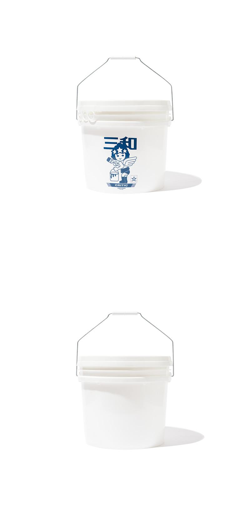 크리틱(CRITIC) SAMHWA X CRITIC WONDER BABY BUCKET(WHITE)_SHTOUAC02UC2
